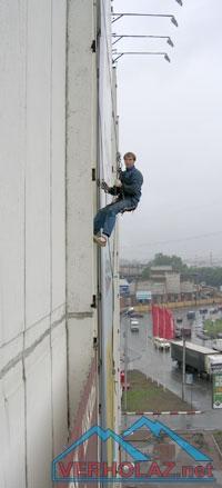 Услуги промышленных альпинистов спб